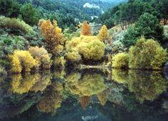 Ruta de embalses y pantanos de Madrid