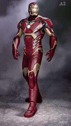 Phil Saunders' Random Stuff: Some Iron Man 3 stuff. Marvel Comics, Hq Marvel, Marvel Heroes, Marvel Cinematic, Captain Marvel, Iron Man Art, Best Superhero, Iron Man Tony Stark, Avengers Age