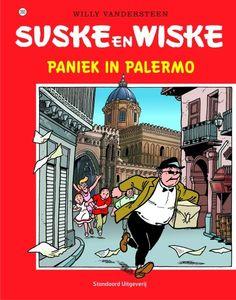 Suske en Wiske. » 283 – Paniek in Palermo