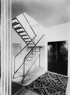 Le Corbusier - L'Esprit Nouveau Pavilion - Exposition des Arts Décoratifs - Paris - 1925
