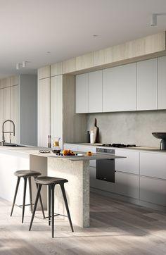 Promenade | GOLDEN | #kitchen