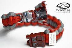 Paracord Iron Man Minifigure