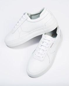 Axel Arigato Platform   www.axelarigato.com   #axelarigato #shoes #sneakers #leather #handcrafted