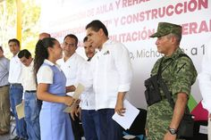 Tanto el presidente municipal de Parácuaro, Noé Zamora Zamora, como el presidente del Comité Ciudadano de Úspero, Tomás Jiménez Méndez, agradecieron el apoyo permanente del Gobierno del Estado