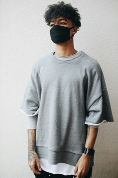 Look at these urban mens fashion Love Fashion, Urban Fashion, Mens Fashion, Fashion Outfits, Fashion Tips, Rock Style, My Style, Mode Man, Mode Costume