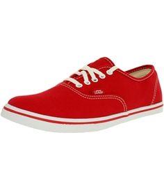 Vans Women's Authentic Lo Pro Ankle-High Cotton Flat Shoe