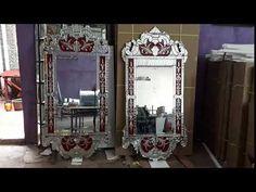 Venetian mirror large design for new idea interior wall decor. Black Mirror, Venetian Mirrors, Interior Walls, Wall Decor, Design, Home Decor, Style, Black Vanity, Wall Hanging Decor