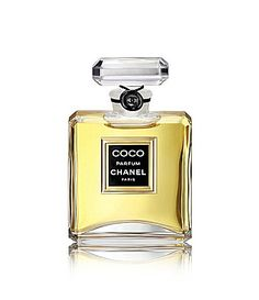 CHANEL COCO PARFUM BOTTLE #Dillards