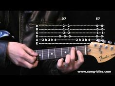 The Blues Riff Collection : Riff 2 Blues Guitar Chords, Blues Guitar Lessons, Guitar Tips, Guitar Songs, Music Lessons, Ukulele, John Lee Hooker, Guitar Tutorial, Music Theory