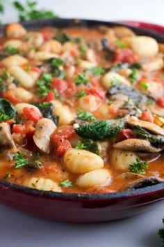 Vegetarian Main Dishes, Healthy Dishes, Veggie Dishes, Vegetarian Recipes, Cooking Recipes, Healthy Recipes, Weeknight Recipes, Veggie Meals, Fodmap Recipes