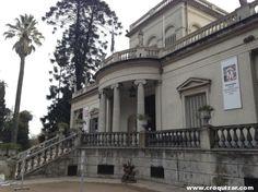 Casaquinta de Raffo o el actual Museo Blanes