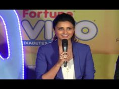 CHECKOUT How smartly Parineeti Chopra escape from weight related question.