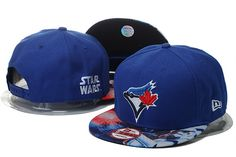 Toronto Blue Jays Blue Snapback Hats Galaxy Brim only US$6.00 - follow me to pick up couopons.