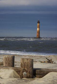 Morris Island Lighthouse by James Hilliard, via 500px