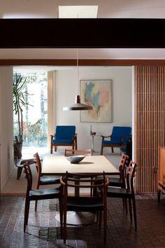 mid century modern house harold esten architect