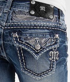 Miss Me Jeans - Buckle