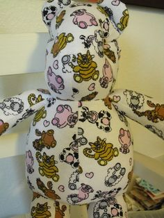 Animal Farm OMG Cute by RADBears on Etsy, $14.95