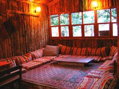 14 European Hostels