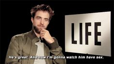 Robert Pattinson talks about Jamie Dornan | Jamie Dornan News