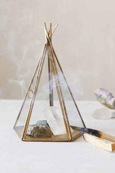 Magical Thinking Tent Terrarium - Urban Outfitters