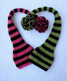 Free Crochet Munchkin Hat Pattern.