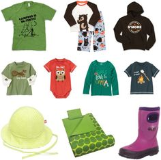 Gift Guides Camping GiftsCamping FashionKids
