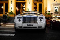 Rolls Royce Phantom.