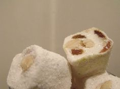 Turkish Delight With Hazelnut and Grapes by ggbytech on Etsy, $12.75