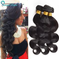 Malaysian virgin hair weave body wave bundles 3 bundle deals unprocessed Malaysia mink hair wet and wavy human hair peerless -- Be sure to check out this awesome product.