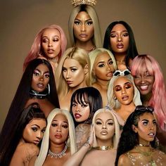 Nicki Minaj Outfits, Video Artist, Bad Gal, Really Funny Memes, Baddies, Rap, Anniversary, Female, Artists
