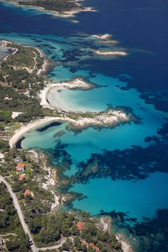 Karidi Beach, Halkidiki | Greece (by Visit Greece)
