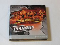 Insanity by Beachbody Workout DVD Set of 9 DVDs 2012 Shawn T Extreme Workout