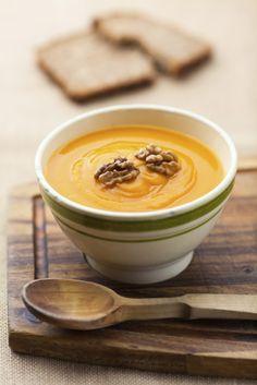 Supa-crema de morcovi | Andreea Raicu