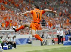 Robin van Persie #netherlands #worldcup