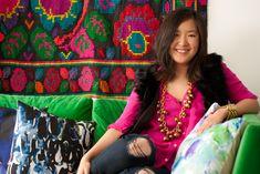 HelloInterview: Meet Amy Sia – Fashion & Textile Print Designer and Pinterest Influencer! | HelloSociety Blog