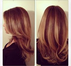 Cieniowane fryzury w mistrzowskim stylu. 20 zachwycających przykładów prosto z salonu