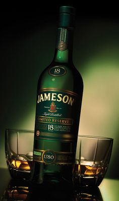 Jameson Limited Reserve This is probably the smoothest I've ever tried. Too bad it kicks up my gluten allergies. Whiskey Brands, Cigars And Whiskey, Scotch Whiskey, Bourbon Whiskey, Whiskey Bottle, Alcohol Bottles, Liquor Bottles, Drink Bottles, Vodka
