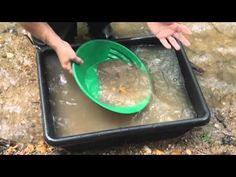 Prospecting Tips - Equipment - Panning - Old Gold Locations