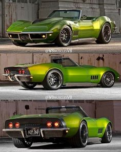 Corvette - Autos - The Effective Pictures We Offer You About cars interior A quality pic Best Classic Cars, Classic Sports Cars, Classic Trucks, Chevrolet Corvette, Corvette C3, Pontiac Gto, Custom Muscle Cars, Chevy Muscle Cars, Chevy Impala