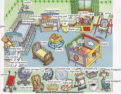 Children's room.