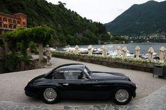 Alfa Romeo 6C 2500 SS Villa d'Este . Cernobbio (CO)10 Giugno 2012. Villa d'Este Style