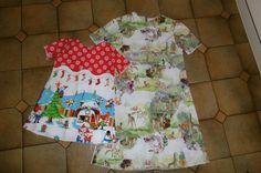 Het betoverend winterjurkje Femma naaiboek