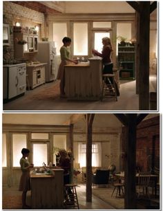Every time I watch this show I'm completely envious of the loft