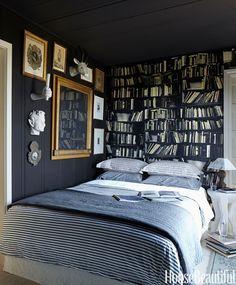 Paint the ceiling black