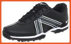 best sneakers 7426a 7b724 Nike Golf Women s Nike Delight IV Golf Shoe,Black Metallic Silver White,