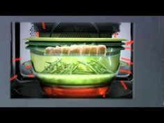 Steaming is one of the healthiest ways to prepare food because it retains nutrients, fatty acids and vitamins while preserving color, texture and flavor. The SmartSteamer blocks microwaves from cooking foods. Instead, microwaves are directed to the Water Tray, causing the water to boil and the steam to rise for perfectly steamed foods. The two-...