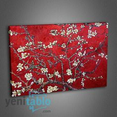 Blossoming Almond Tree Tablo http://www.yenitablo.com/b183-blossoming-almond-tree-tablo