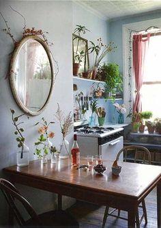 Nicolette Owen's Brooklyn Abode. Elle Decor UK