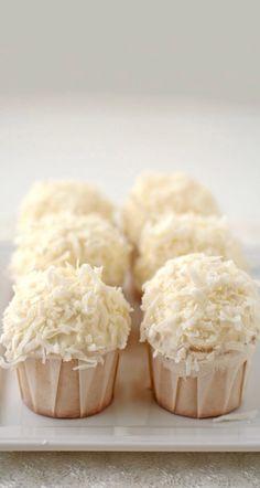 #coconut #cupcake