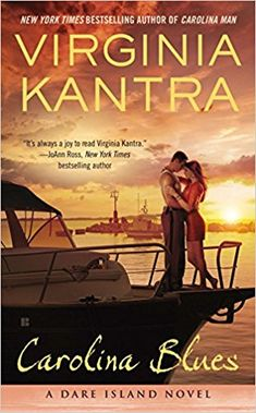 """Read """"Carolina Blues"""" by Virginia Kantra available from Rakuten Kobo. Jack Rossi is Dare Island's new police chief. The laid-back North Carolina community is just what he needs to recover fr. Police Chief, Military Police, Carolina Blue, North Carolina, Cozy Mysteries, Book Publishing, Dares, Bestselling Author, Audio Books"""